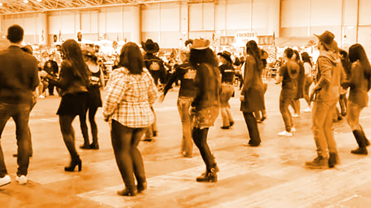 corsi country line dance a roma